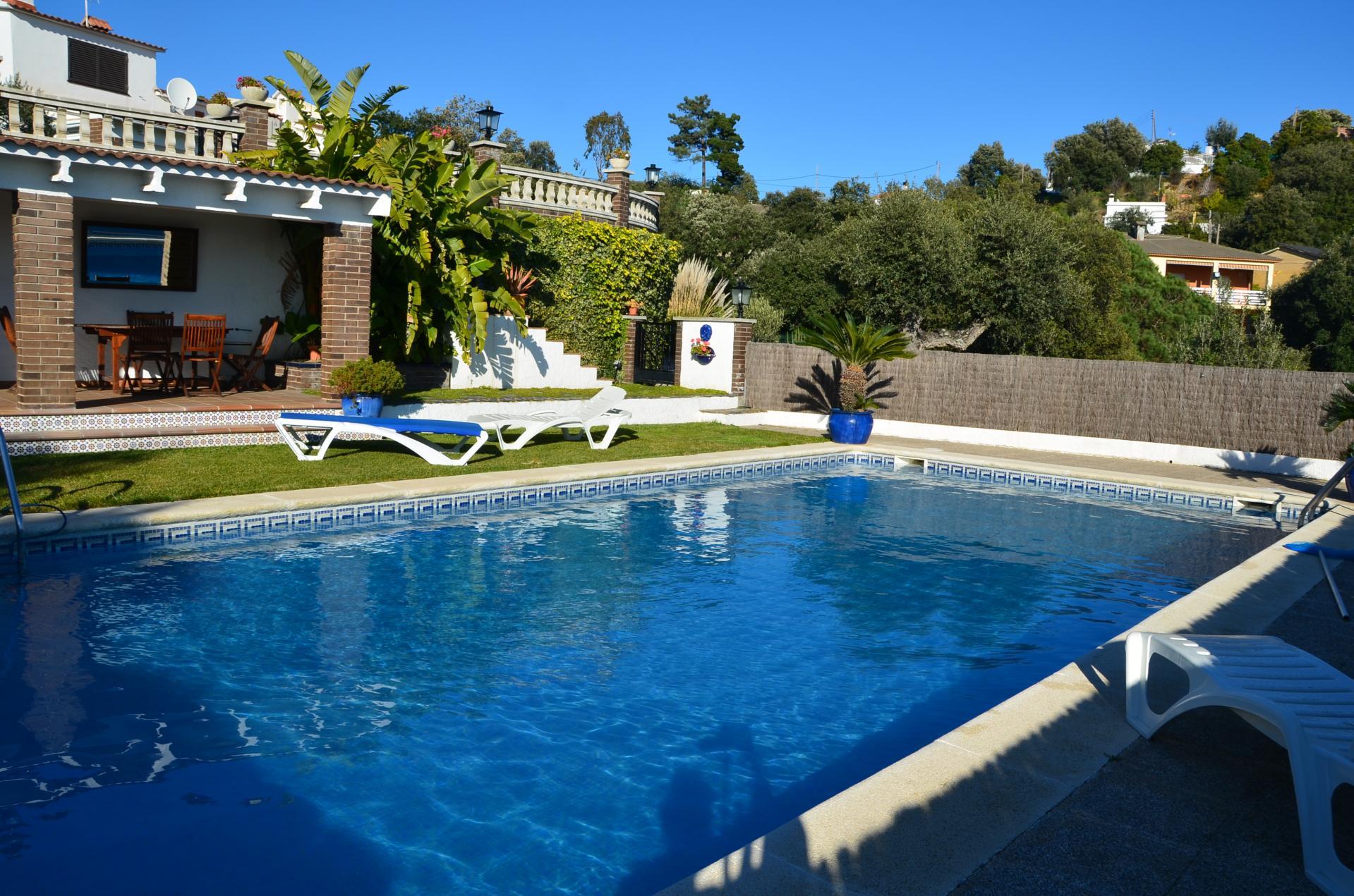 A piscine ok