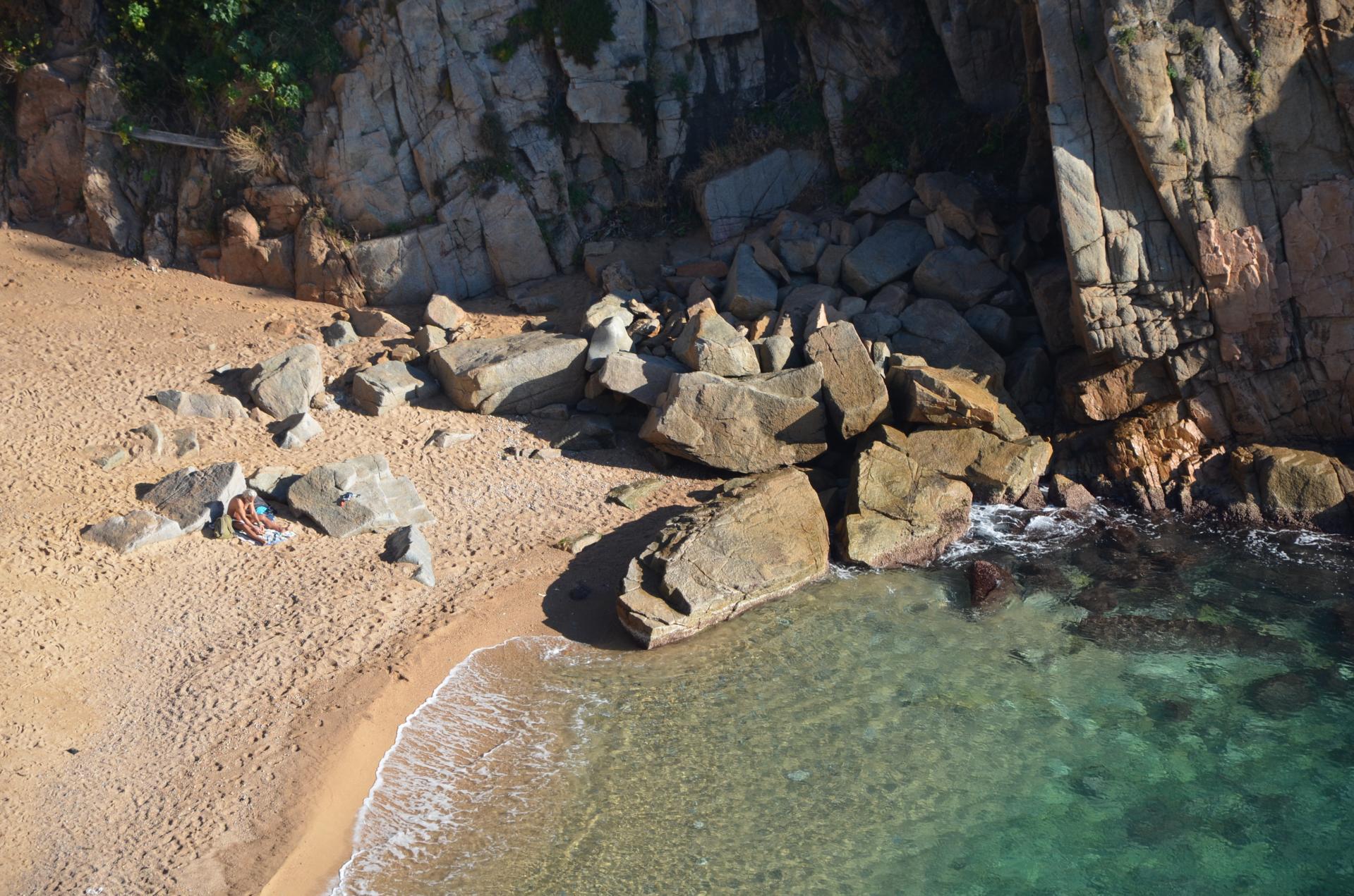 A tossa plage 1